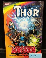 THOR: THE LOST GODS / Marvel Comics / The Avengers / Graphic Novel Stan Lee Book