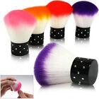 Colorful Soft Nail Art Brush for Acrylic & UV Gel Dust Cleaner Brush Dulcet