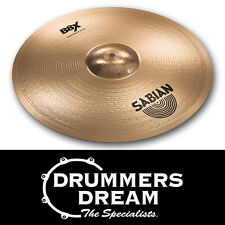 "SABIAN B8X 18"" Crash Ride Cymbal 41811X A Great Multi-Purpose Cymbal RRP $259.00"