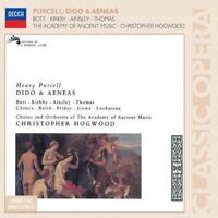 Bott - Kirby / Hogwood / Purcell: Dido & Enea Nuovo CD
