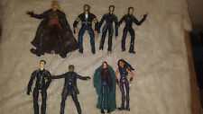 MARVEL X MEN MOVIE BOBBY DRAKE SABRETOOTH ROGUE TOAD BATTLE ATTACK WOLVERINE
