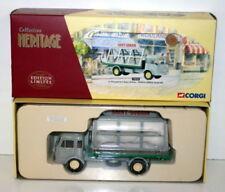 Voitures, camions et fourgons miniatures verte en plastique pour Simca