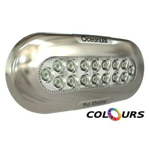 Ocean LED A16 Pro Xtreme Underwater Lighting Colours