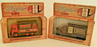 AHL American Highway Legends NEW 1:64 LOT of 2 Diecast Trucks Brewery Collection