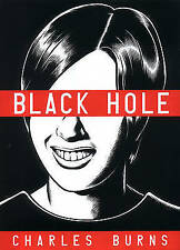 Black Hole, Very Good Condition Book, Charles Burns, ISBN 9780224077781