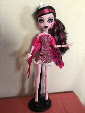 Monster High 2012 Dawn of the Dance Draculaura Doll- COMPLETE VHTF