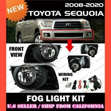 LEDIN for Toyota 2005-2011 Tacoma 2004-2006 Solara 2008-2014 Sequoia 2007-2013 Tundra Fog Driving Lights w//Switch Wiring