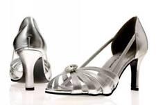 Ropa, calzado y complementos de color principal plata para bodas y ceremonias