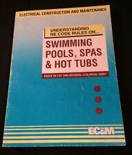 Understanding NE Code Rules On Swimming Pools, Spas & Hot Tubs 1991