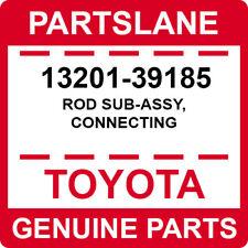 13201-39185 Toyota OEM Genuine ROD SUB-ASSY, CONNECTING