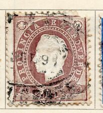 Cape Verde 1886 Early Issue Fine Used 40r. 154086