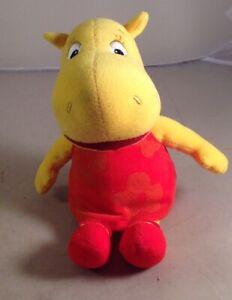 Ty Beanie Baby ~ TASHA the Hippo (BACKYARDIGANS) 2006