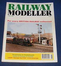 RAILWAY MODELLER VOLUME 47 NUMBER 549 JULY 1996 - THRUTCHCOMBE & THISTLETHWAITE
