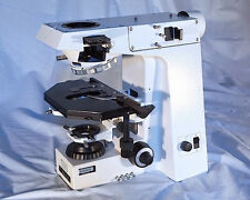 Zeiss AXIOPLAN Fluorescent Microscope Frame with Stage