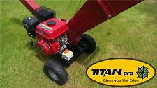 7HP Garden Chipper | Manual Start Chipper | Petrol Chipper | Garden Chippers