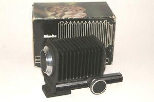 Minolta MD fit extension bellows 111