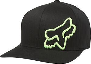 Fox Racing FLEX 45 Flexfit Hat - Mens Cap Curved Bill MX MTB Motocross ATV