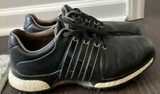Adidas Tour360 XT Men's Golf Shoes BB7925 Black/Black   Men's Size 10