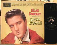 Elvis Presley King Creole Vinyl LP RCA LPM-1884 Mono VG/VG+ 1958 2nd Pressing