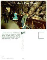 ARIZONA Postcard - Tucson, Sonora Desert Museum, Underground Tunnel (A17)