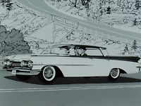 1959 Oldsmobile - Dealer Promo - Performance - Film on CD MP4