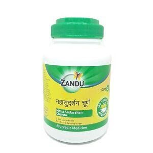 Zandu MAHA SUDARSHAN CHURNA 30 gm / 120 gm   Herbal   Ayurveda   Free Shipping