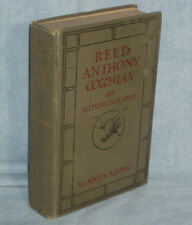 1907 Reed Anthony, Cowman, An Autobiograpy, Andy Adams - 1st Ed Cowboy Western