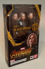 BANDAI S.H.Figuarts Black Widow Avengers Infinity War Action Figure Marvel