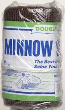 """Douglas Net Company P418 Minnow Seine 4' X 4' X 1/8"""" Fishing Cast Net"""