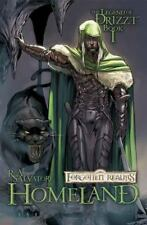 Dungeons & Dragons: The Legend of Drizzt Book 1 - Homeland