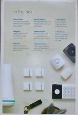 SimpliSafe 10 Piece DIY Home Security Kit with SimpliCam