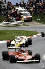 Gilles Villeneuve Ferrari 312 T4 Austrian Grand Prix 1979 Photograph 2