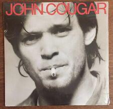 John Cougar Self Titled Debut Lp Original 1979 First Pressing Shrink