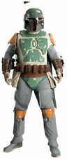 STAR WARS BOBA FETT SUPREME DELUXE COLLECTOR ADULT Men Rubie's Halloween Costume
