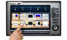 Raymarine E140W Display multifunzione Widescreen + Carte Navionics Mediterraneo