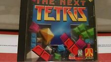 The Next Tetris PC CD Challenging Puzzle game atari