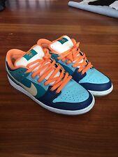 Nike sb mia dunk low size 10 miami skate shop
