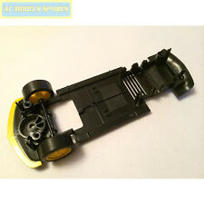 W10330 Scalextric Spare Underpan & Front Axle for Chevrolet Camaro GT-R SUNOCO