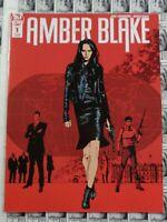 Amber Blake (2019) IDW - #1, Magazine Size, Jade Lagardere/Butch Guice, VF/NM