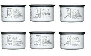 Pack Of 6 Satin Smooth Zinc Oxide Wax 14 Oz