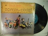 33 RPM Vinyl Billy May Sorta-Dixie! Columbia 122314KME