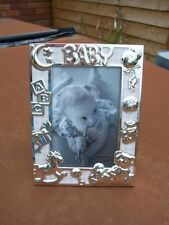 Silver/Silverplate Girls Nursery Pictures & Photo Frames