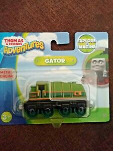 New Thomas & Friends adventures ~ gator -  metal engine
