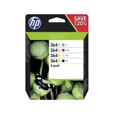 ORIGINAL HP Patronen Set Nr.364xl N9J74AE alles Farben + Schwarz MHD abgelaufen