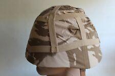 UK Helmüberzug Cover Combat Helmet GS Mk6 Desert DP. Originalverpackt