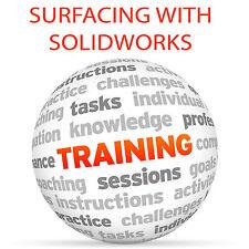 Revêtement avec Solidworks-Video Training Tutorial DVD