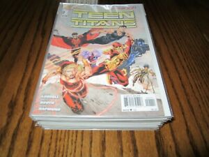 Teen Titans Lot, New 52 #s 0 1-30, Annuals 1 2 3, Complete Run / Set, Nightwing