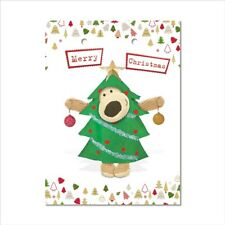 Small Boofle Christmas Gift Bag With Tag Perfect For Boofle Xmas Gifts