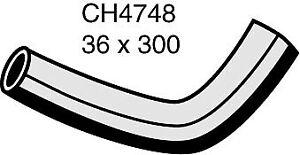 Mackay Radiator Hose (Bottom) CH4748 fits Subaru Forester 2.5 AWD (SH), 2.5 T...
