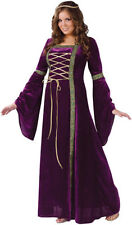 Polyester Plus Size Complete Outfit Costumes for Women